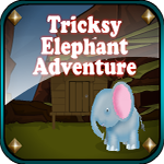 Tricksy Elephant Adventure GamesClicker
