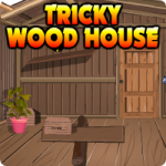 Tricky Wood House Escape AvmGames