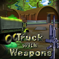 Truck With Weapons ENAGames