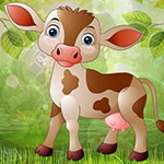 Turbulent Cow Escape Games4King