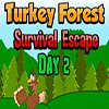 Turkey Forest Survival Escape Day 2