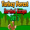 Turkey Forest Survival Escape Day 3