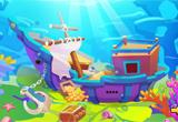 Undersea Treasure Escape FirstEscapeGames