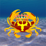 Underwater King Crab Rescue Games2Rule