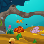 Underwater Mermaid Escape Games4Escape