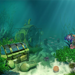 Underwater Treasure Escape 2 FirstEscapeGames