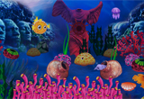 Underwater World Treasure Escape FirstEscapeGames