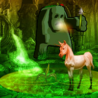 Unicorn Fantasy Valley Escape Games2Rule