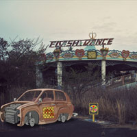 Valentine Abandoned Theme Park Escape Games2Rule