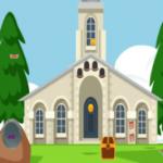 Valentine Church Escape 8BGames