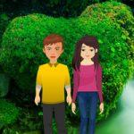 Valentine Heart Forest Escape BigEscapeGames