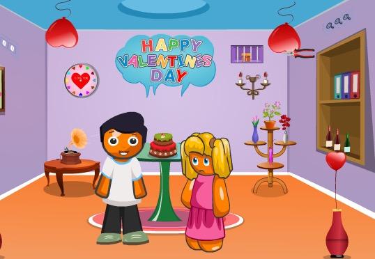 Valentine Rose Escape Games2Jolly