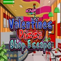 Valentines Pizza Shop Escape KNFGames