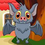 Vampire Bat Rescue Games4King