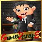 Vampire Halloween Escape Games2Escape