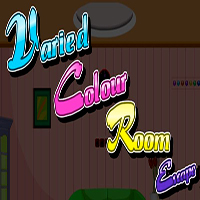 Varied Colour Room Escape EscapeGamesToday