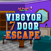 Vibgyor 7 Door Escape KNFGames