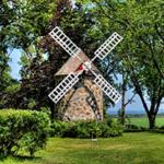 Vieux Moulin Quebec Puzzle OceanDesJeux