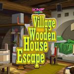Village Wooden House Escape KNFGames