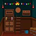 Vintage Christmas House Escape Escape007Games
