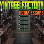 Vintage Factory Rooms Escape Games4King