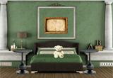 Vintage Green House Escape FirstEscapeGames