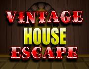 Vintage House Escape Mirchi Games
