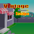 Vintage House Escape Play9Games