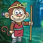 Vizier Monkey Rescue Games4King