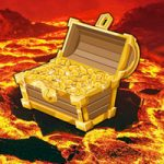 Volcano Treasure Hunt Escape Games2Rule
