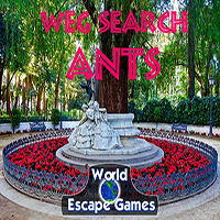 WEG Search Ants WorldEscapeGames