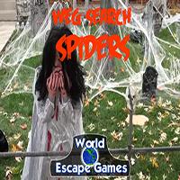 WEG Search Spiders WorldEscapeGames