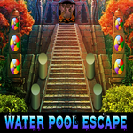 Water Pool Escape Games4King