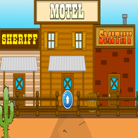 Western Town Escape MouseCity