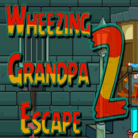 Wheezing Grandpa Escape 2 EscapeGamesDaily