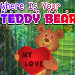 Where Is Your Teddy Bear Games4King