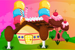 Who Can Escape Ice Cream Land 5nGames