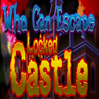 Who Can Escape Locked Castle 5nGames