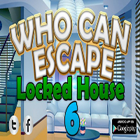 Who Can Escape Locked House 6 5nGames