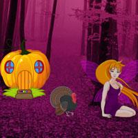 Wild Turkey Fairyland Escape Games2Rule