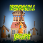 Windmill Escape 8BGames