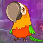 Winsome Parrot Escape Games4King