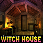 Witch House Escape Games4King