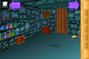 Witch House Escape OleGames