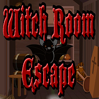 Witch Room Escape TollFreeGames