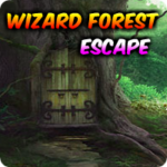 Wizard Forest Escape AvmGames