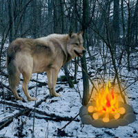 Wolf Forest Escape WowEscape