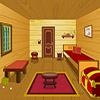 Wooden Basement Room Escape
