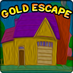 Wooden Bero Gold Escape Games2Jolly
