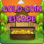 Wooden Box Gold Coin Escape